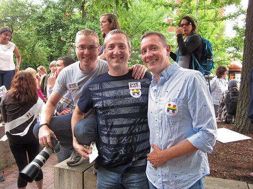 photo credit: Marriage Equality Celebration via photopin (license)