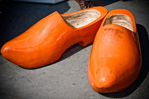 photo credit: Orange Clogs via photopin (license)