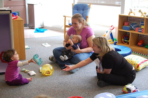 photo credit: A Visit to the Pennino Day Care Center via photopin (license)