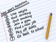 photo credit: New Years Resolutions via photopin (license)