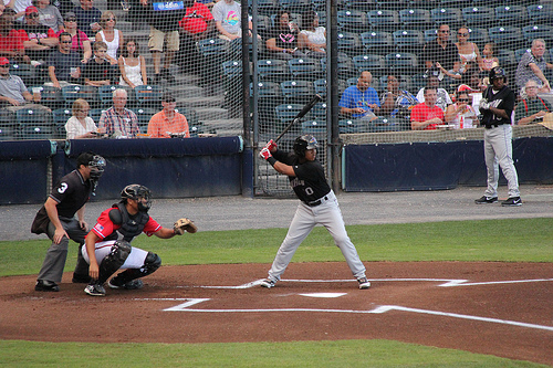 photo credit: Richmond Flying Squirrels vs. Akron Aeros via photopin (license)